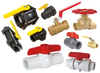 Ball Valves, Gates Valves, & more Valves